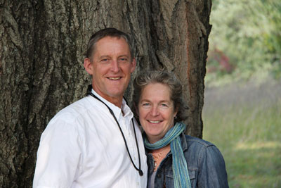 Master Arborists Gilbert and Lesley Smith