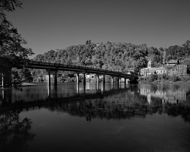 Tim Barnwell Appalachian photographer MArshall NC French Broad River