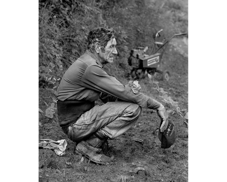 Tim Barnwell Appalachian photographer tobacco field North Carolina