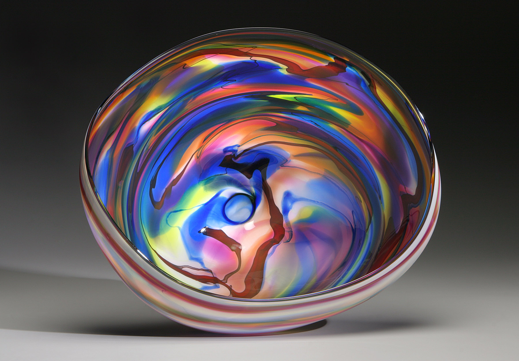 glass art and craft photograph by Tim Barnwell