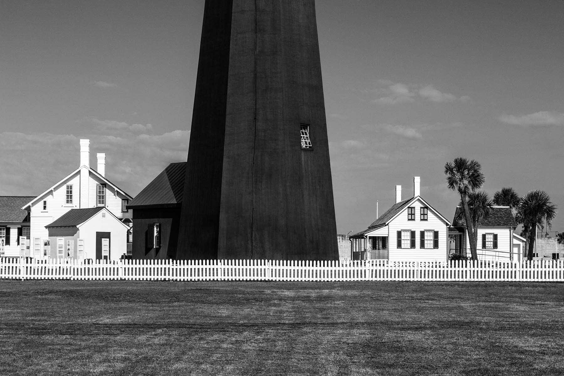 Tybee Island Lighthouse Savannah Georgia Tim Barnwell photographer