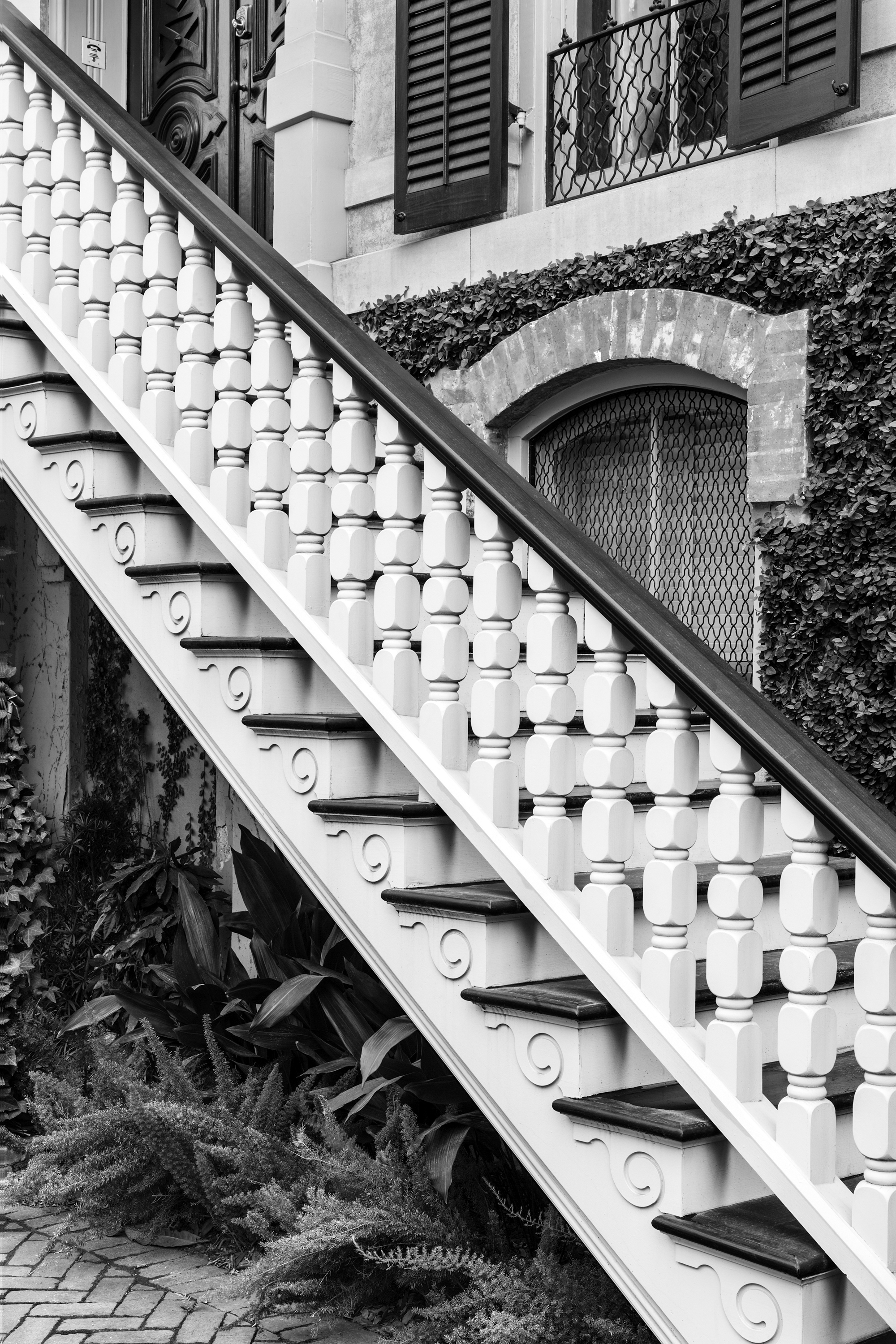 Steps, Savannah GA Tim Barnwell photographer