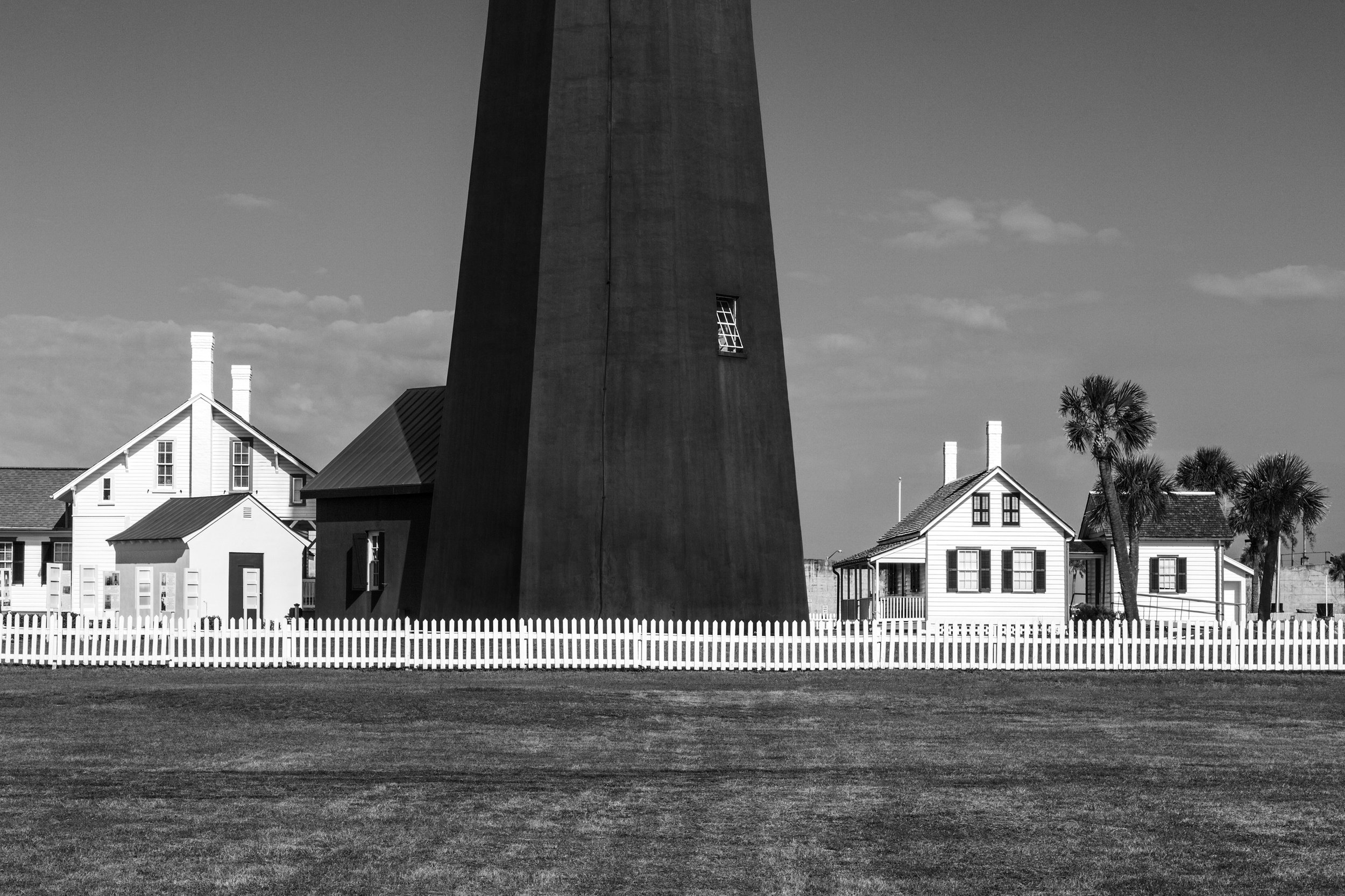 Tybee Island Lighthouse Tybee Island GA Tim Barnwell photographer