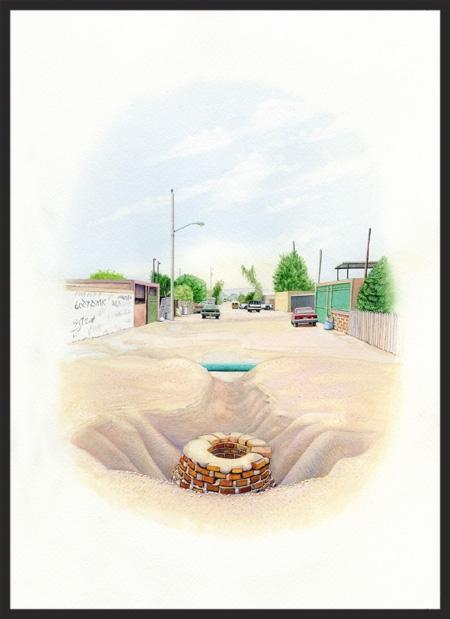 La Morita Sewer Construction