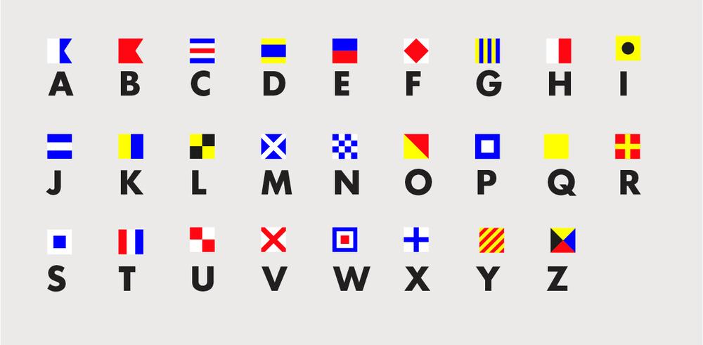 Maritiem alfabet
