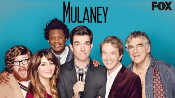 Mulaney    : On a scale of 1-10, how sure are we that Martin Short and Ellen Degeneres are two different people? 3? Mayyyybe 4? Does anybody have a picture of them together? For that matter, how sure are we that they both aren't Clay Aiken? I'm onto you, Martellenay Shegeneken.