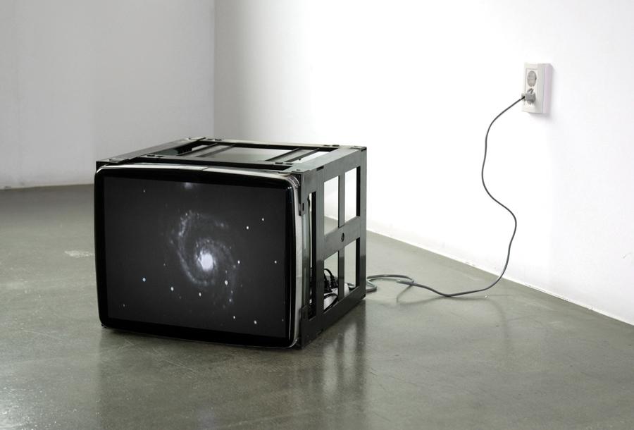Untitled (M15 Erupting Nova, Coordinates: 13:30:05.08 +47:10:11.2)  2011 Graphics Interchange Format (GIF), continuous loop