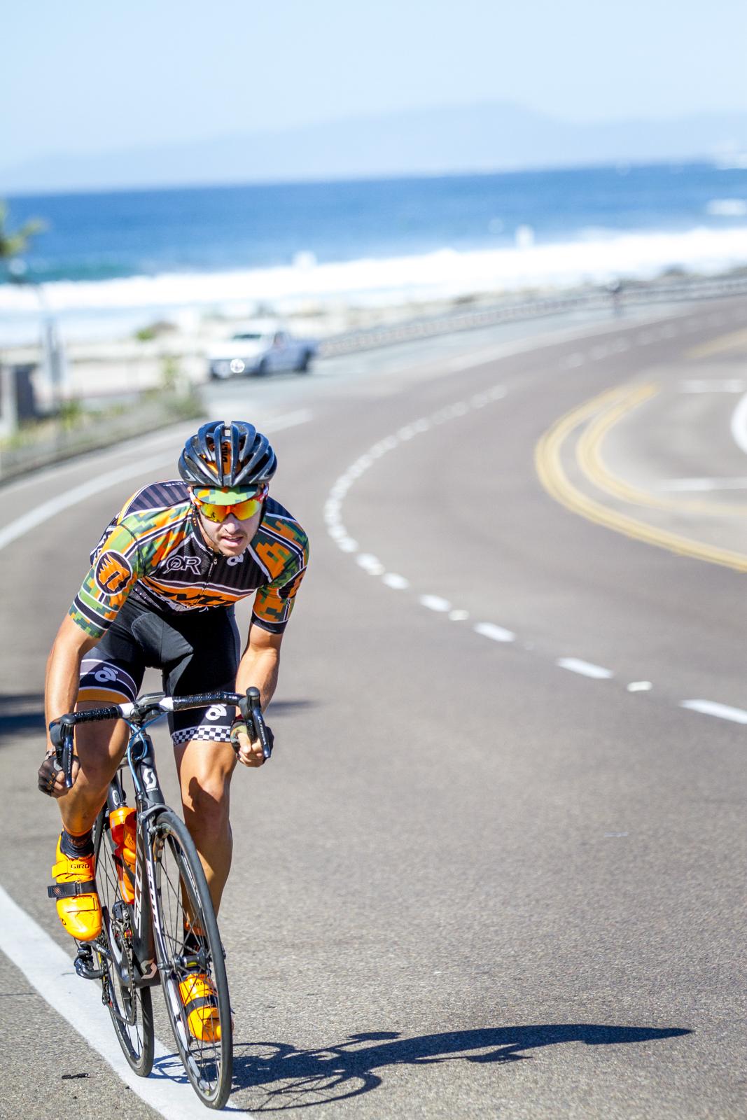 Adam Schepps    2012 San Diego Triathlon Series Elite Champion and 2x Ironman finisher, Adam is also a multi-sport coach for Breakaway Training.