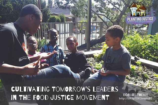 """""""Planting Justice, Reaping Social Change,"""" an article from the Daily Kos"""