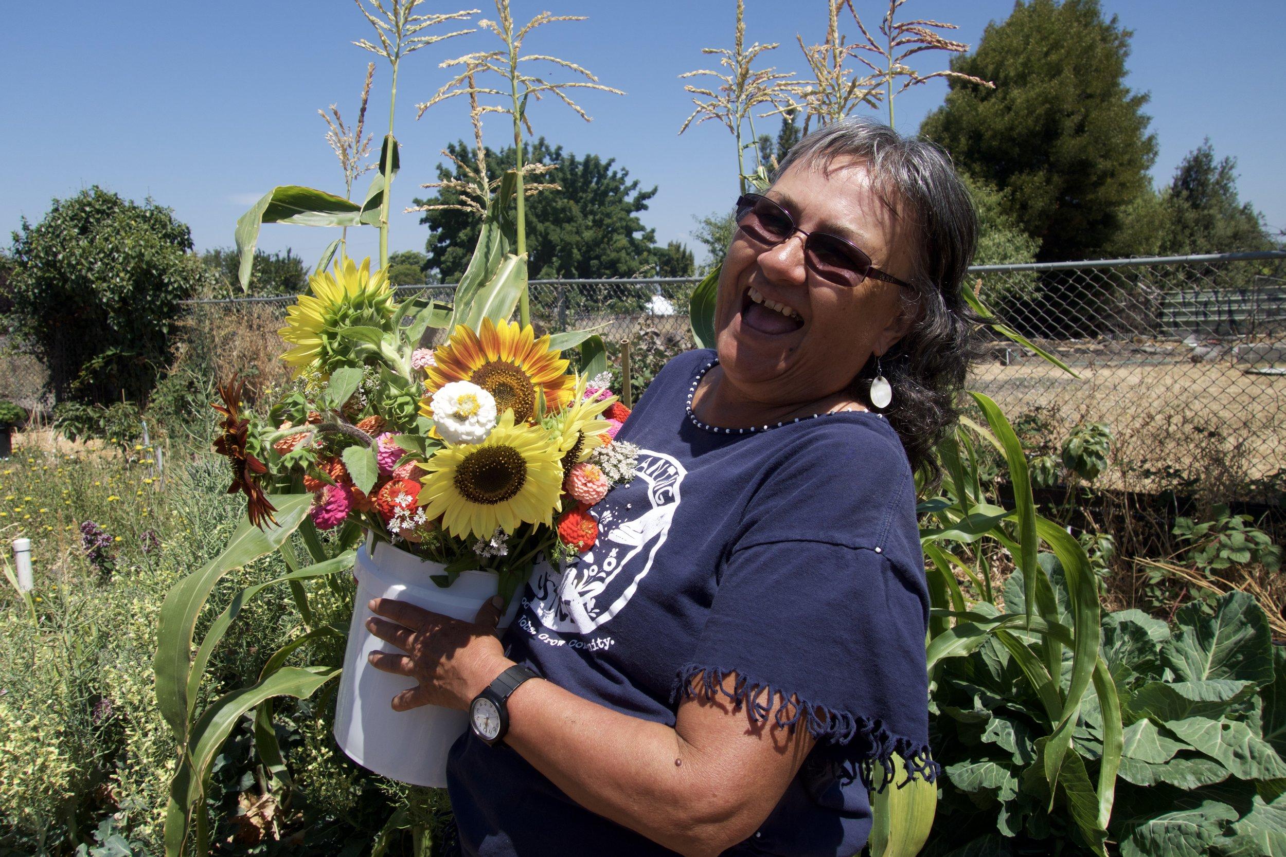 Planting Justice Educator, Diane