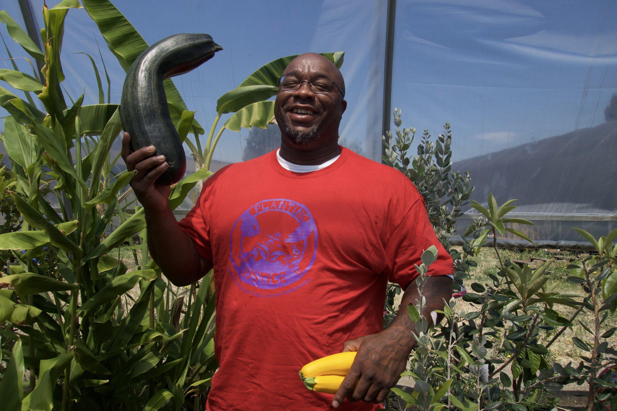 Planting Justice Nursery Team, Otis