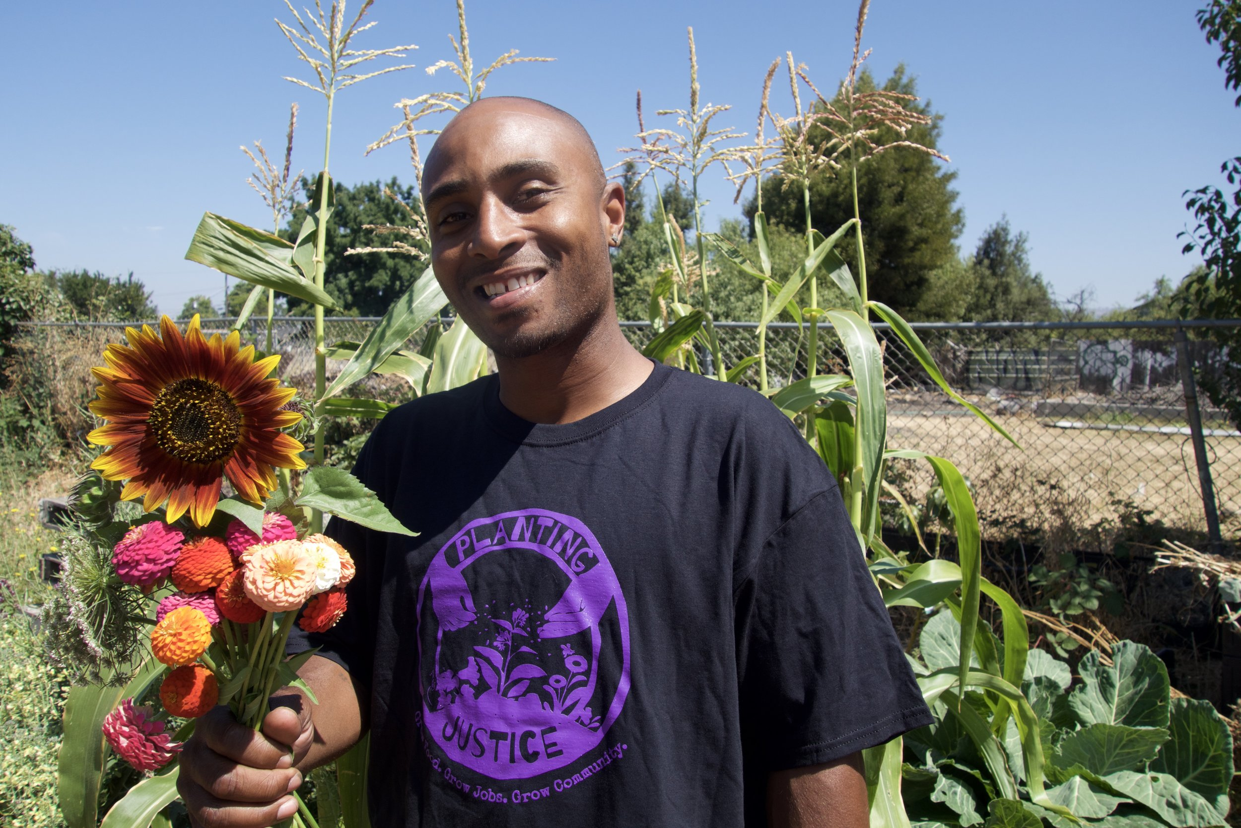Planting Justice Nursery Team, LJ