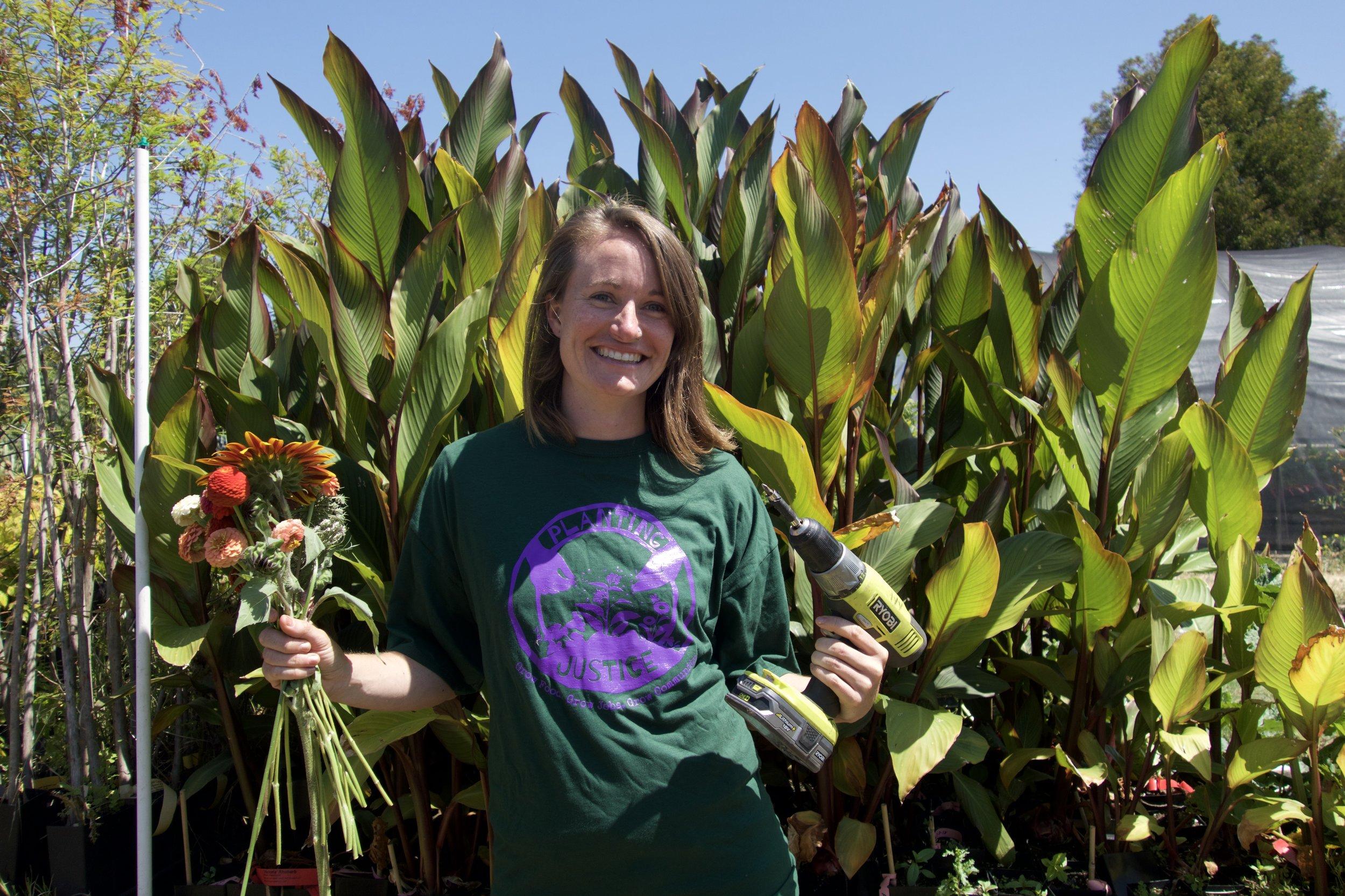 Planting Justice Board of Directors, Nicole