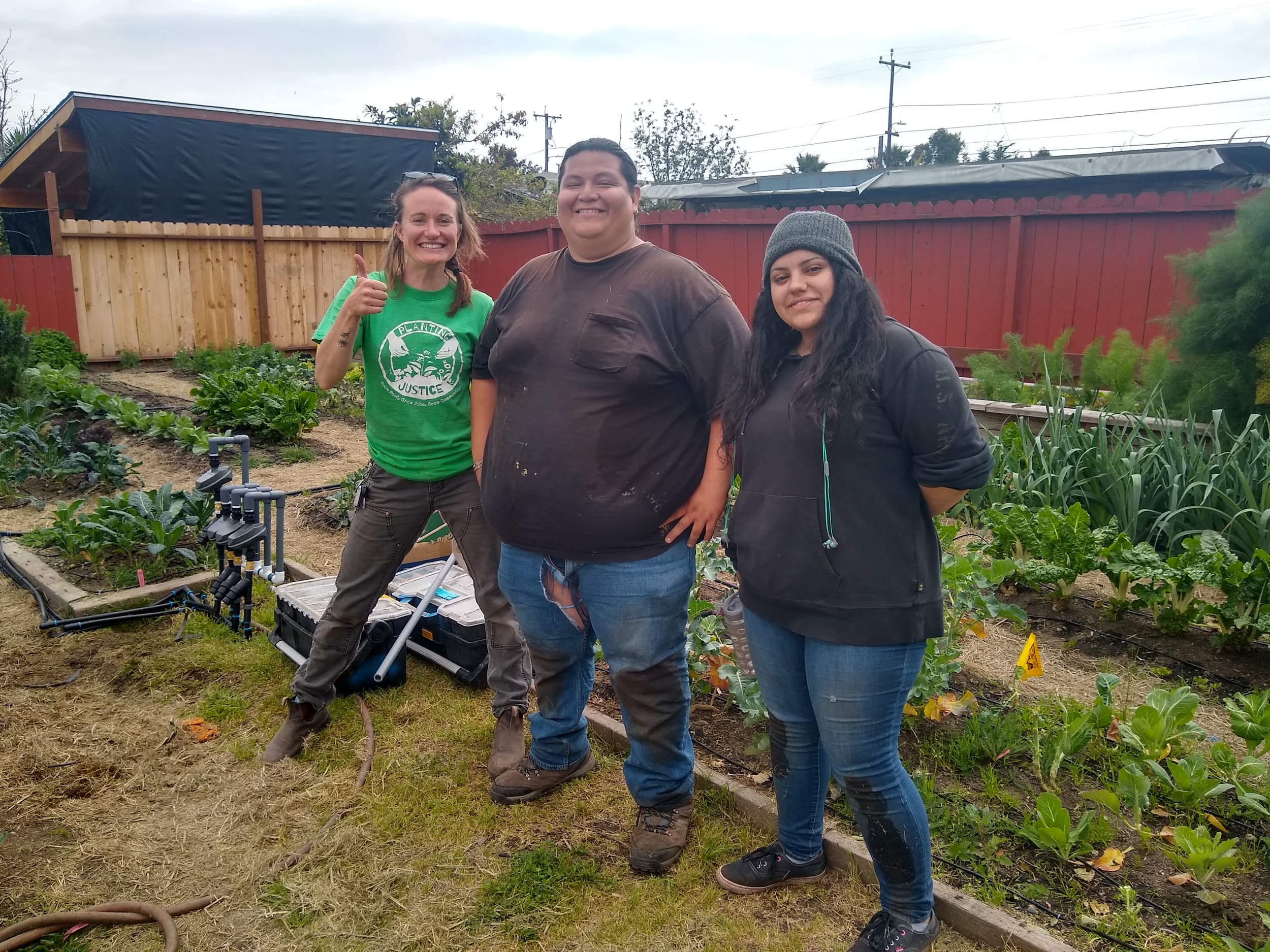 Community Justice Garden Build @ Bay Area Rescue Mission IMG 20190408 152016698 HDR