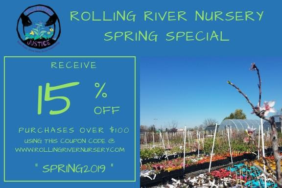 Let's Welcome Spring Together! rolling+river+