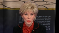 Do they have mirrors at 60 minutes? Leslie Stahl bitch slapped with Georgia Red Clay.
