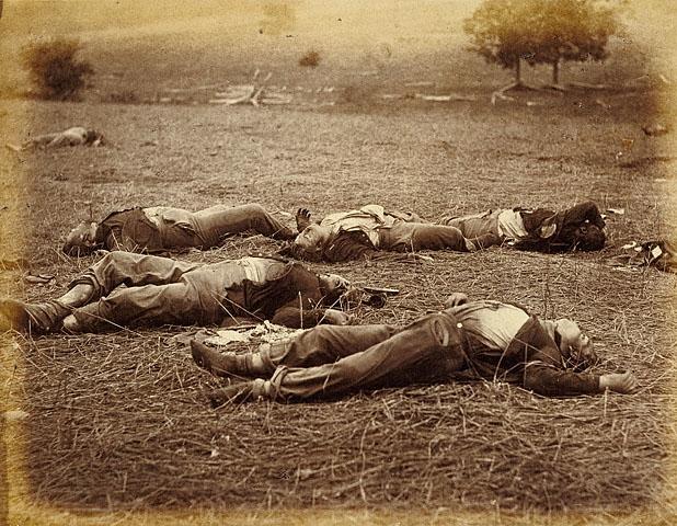 Field Where General Reynolds Fell, Gettysburg