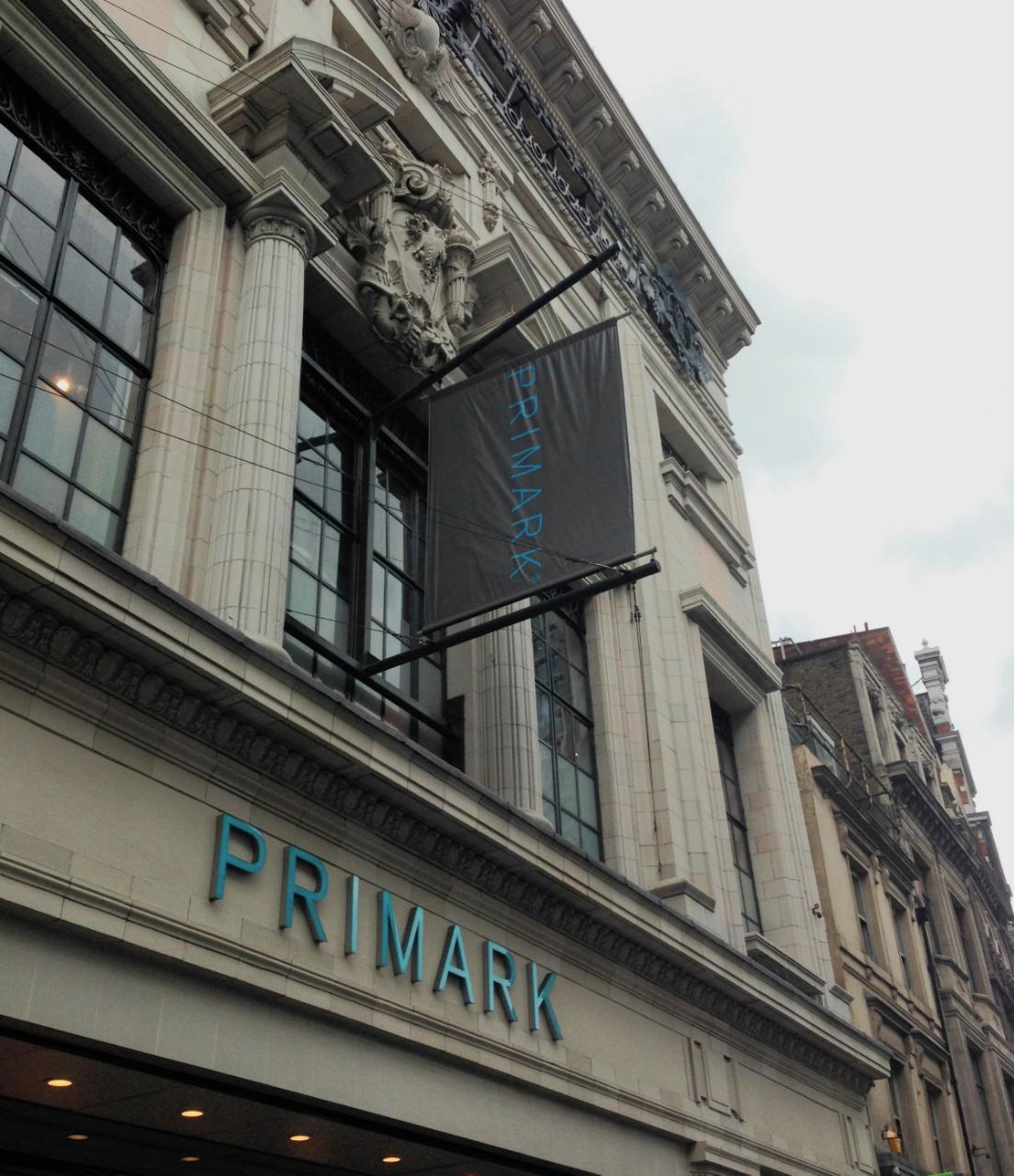 All hail… Primark.