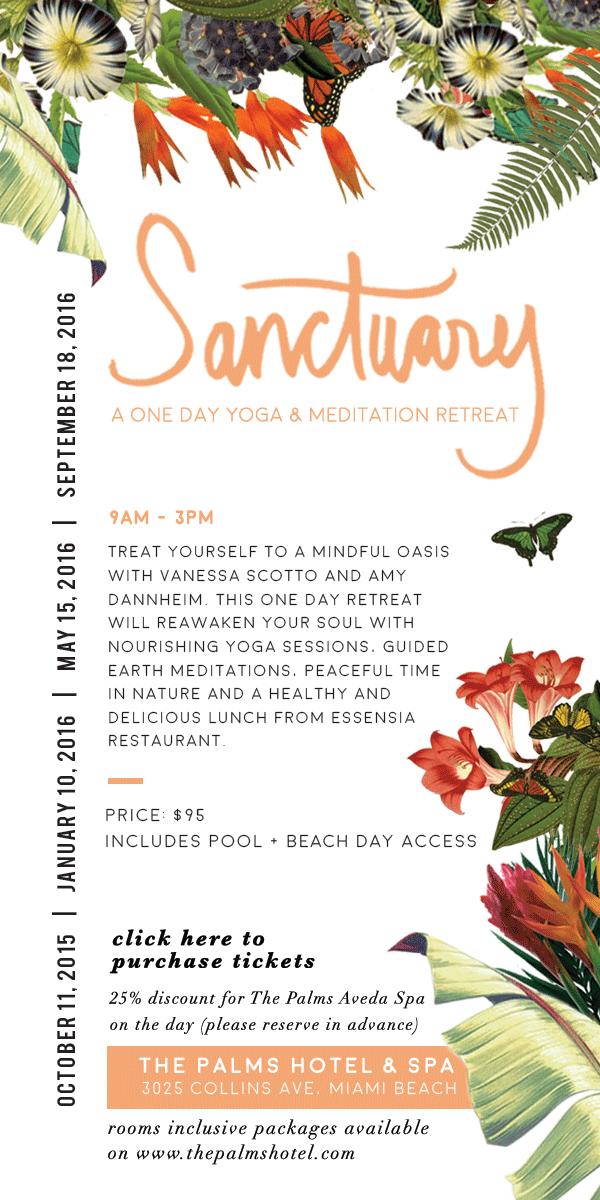 sanctuary retreat