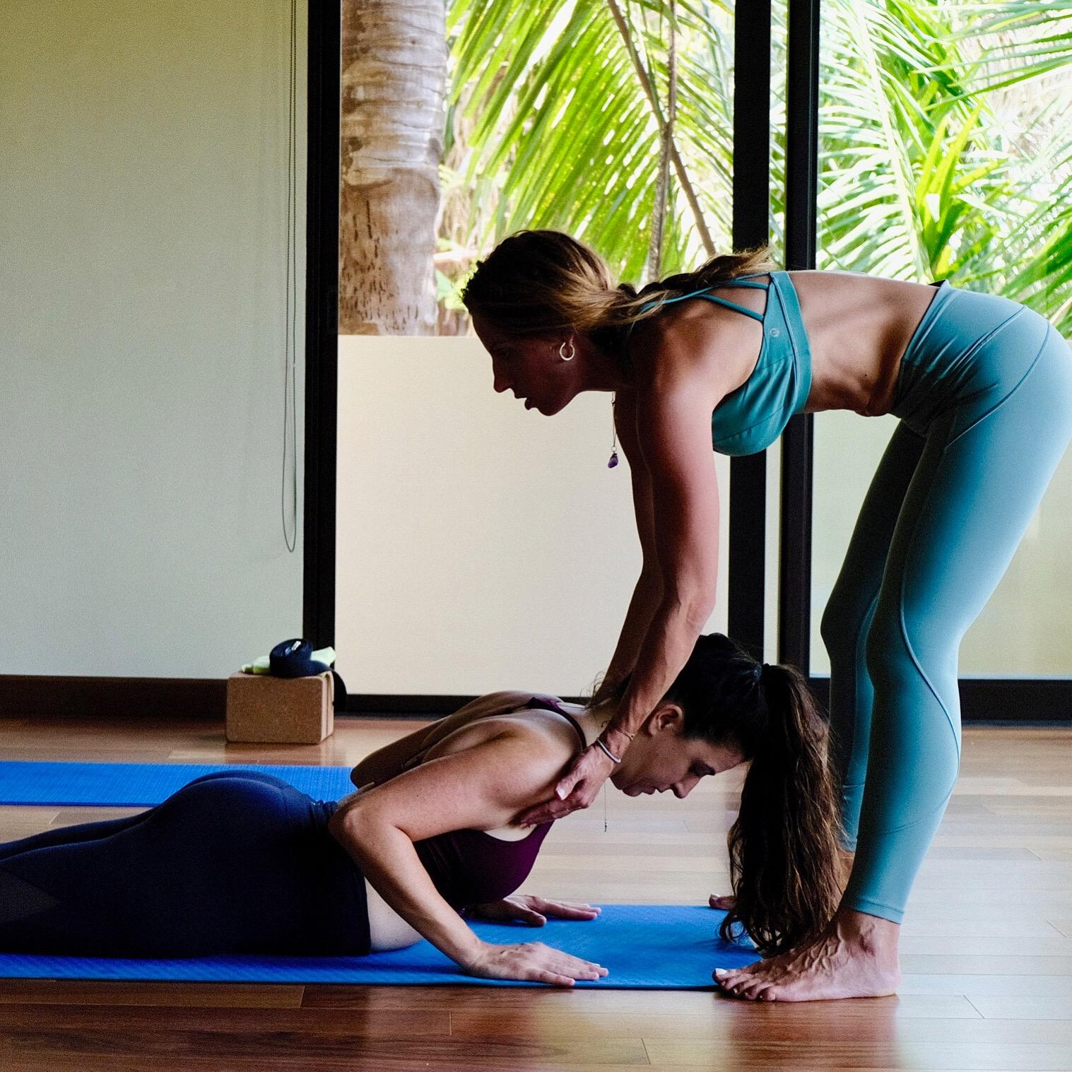 private yoga miami