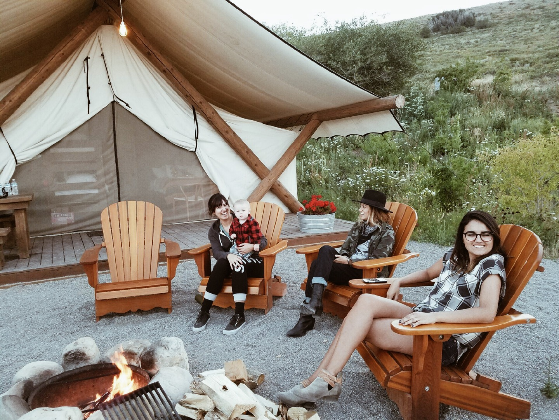 Campfire-at-Conestoga-Ranch-Bear-Lake-Utah