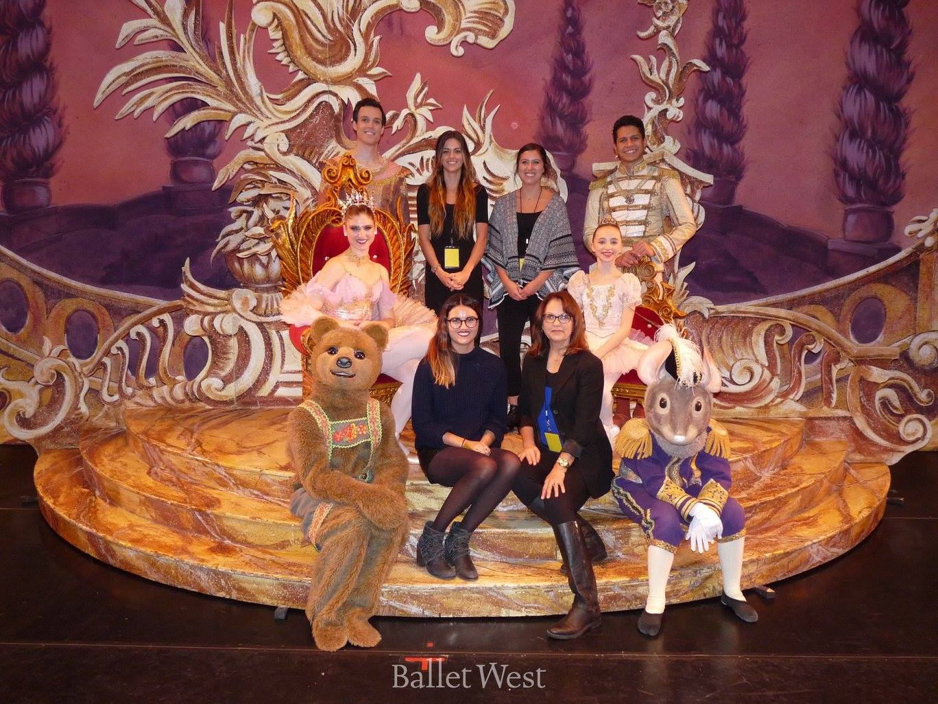 the-fairchild-family-with-ballet-west-nutcracker-cast-december-2016