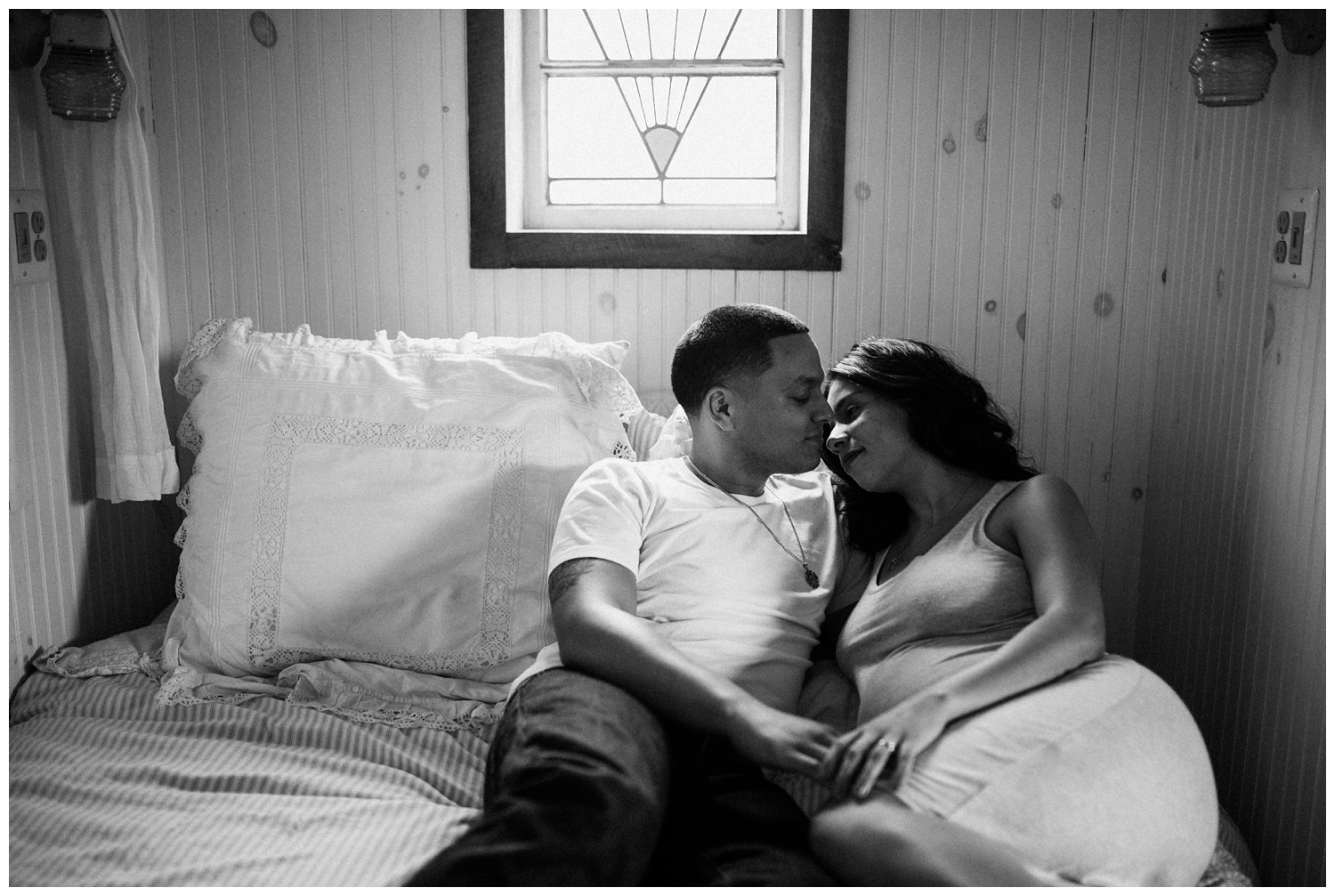 Karla and David Perez Maternity Photoshoot at Home with jenFAIRCHILD Photography in Hudson Valley New York_0013.jpg
