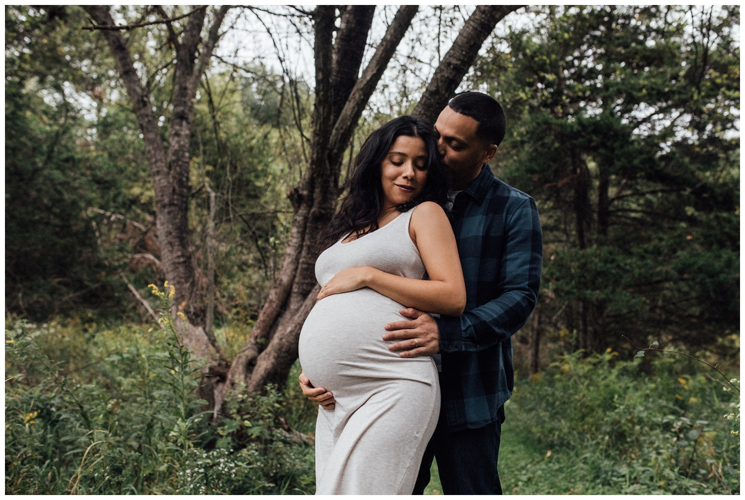 Karla and David Perez Maternity Photoshoot at Home with jenFAIRCHILD Photography in Hudson Valley New York_0029.jpg