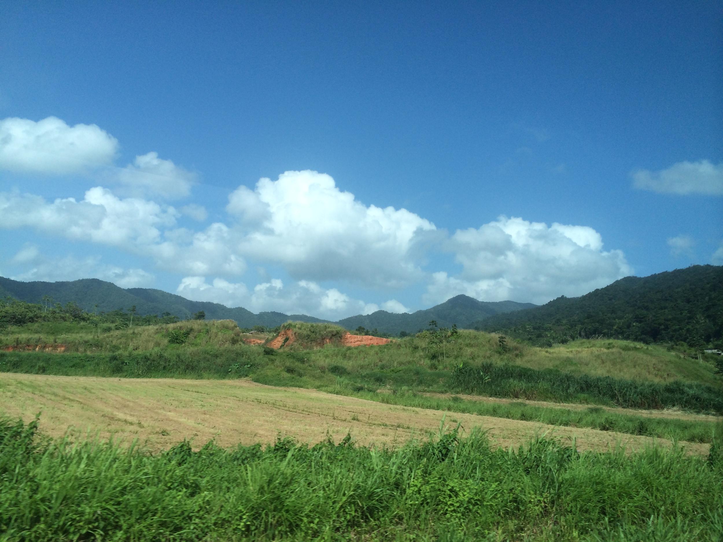 Mayan Mountains