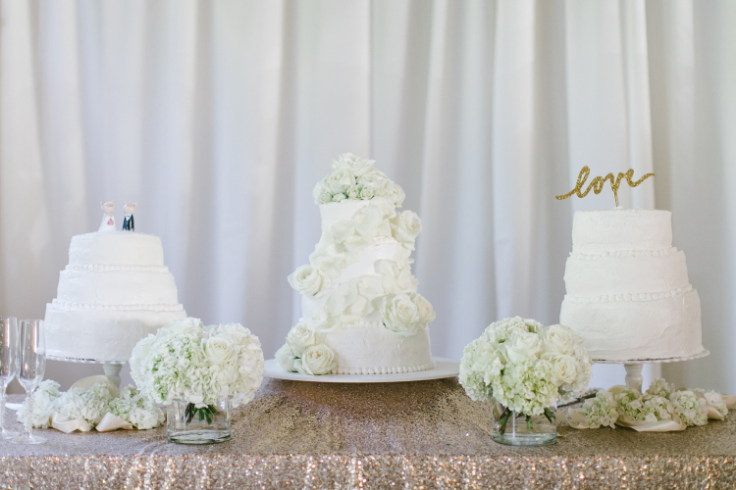 wedding cakes sophisticated floral designs portland oregon wedding florist diy cake