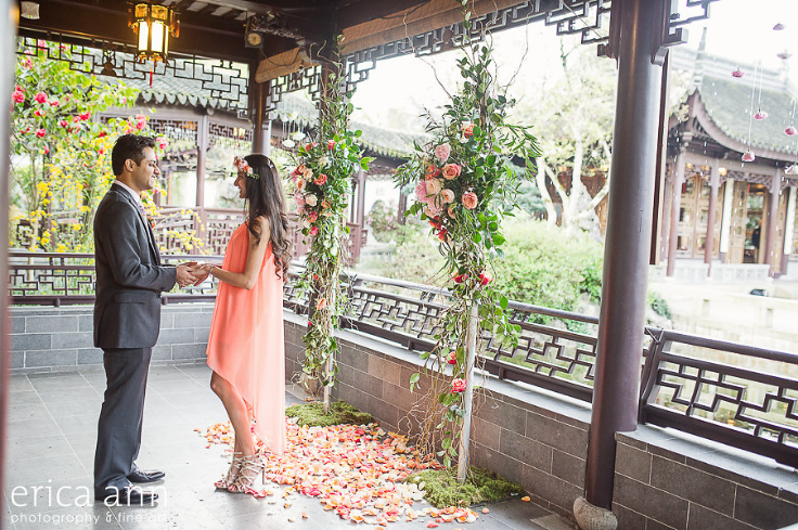 portland engagement surprise proposal wedding flowers sophisticated floral designs