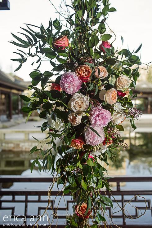 floral backdrop flower details garden style sophisticated floral designs portland oregon