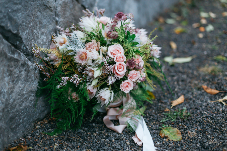 spotted stills photography sophisticated floral designs portland oregon wedding florist bridal bouquet