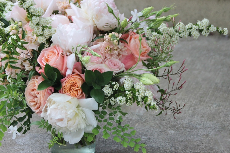 bouquet details wedding flowers bridal wedding bouquet peonies spring flowers sophisticated floral designs
