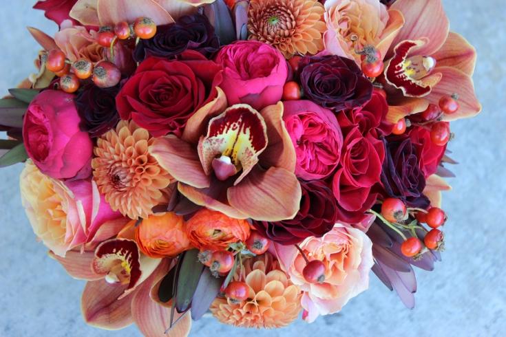 bridal bouquet sophisticated floral designs portland oregon
