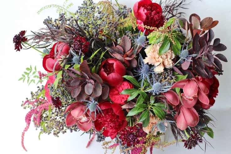 sophisticated floral designs portland oregon weddign florist