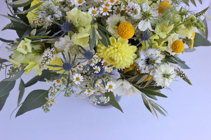 sophisticated floral designs portland oregon florist boho vintage wedding
