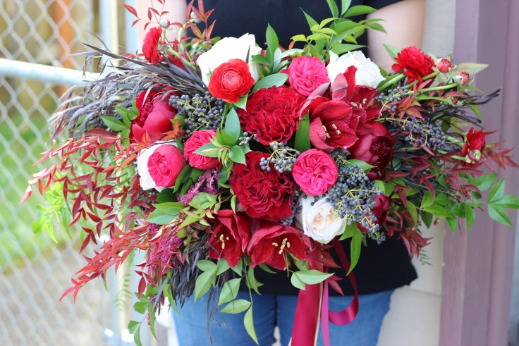 sophisticated floral designs portland oregon wedding florist