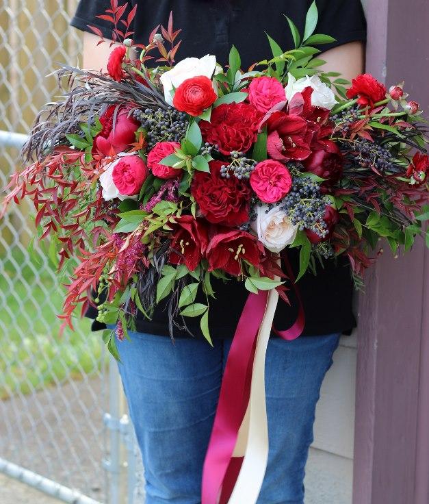 sophsiticated floral designs portland oregon wedding florist