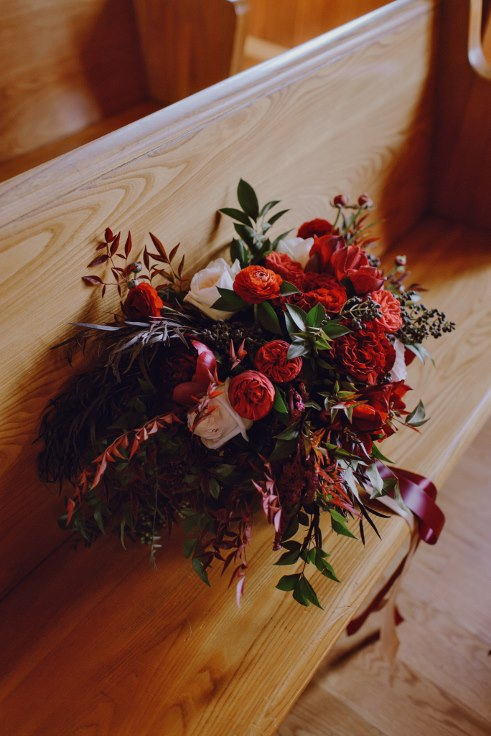 sophsiticated floral designs portland oregon wedding florist