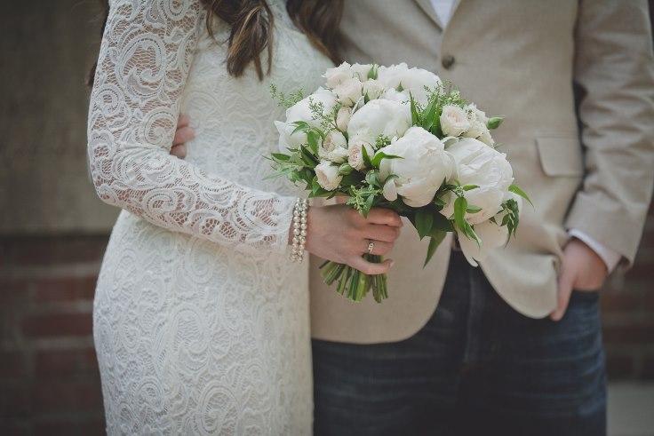sophisticated floral designs portland oregon wedding florist peony wedding bouquet