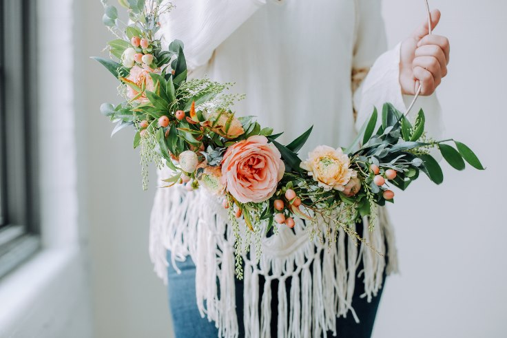 Floral Hoop wedding hoop circle wreath hoop bouquet metal wreath sophisticated floral designs portland oregon spotted stills photography  (12) (736x491).jpg