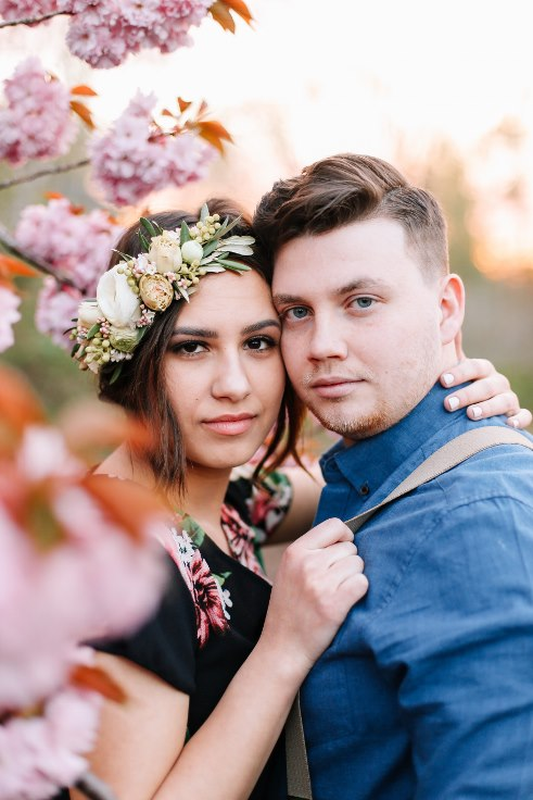 sophisticated floral designs portland oregon wedding florist Spotted Stills Engagement Session (33).jpg