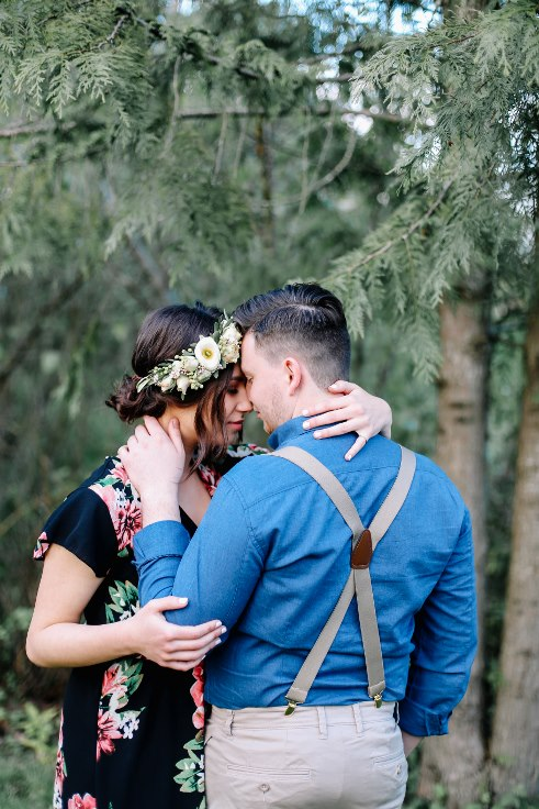 sophisticated floral designs portland oregon wedding florist Spotted Stills Engagement Session (56).jpg