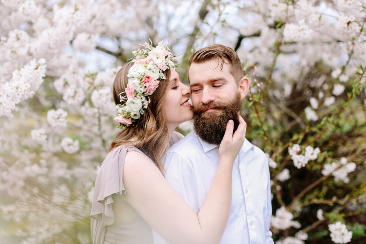 sophisticated floral designs portland oregon wedding florist floral crown halo head wreath blush mauve spotted stills photography (34) (735x490).jpg