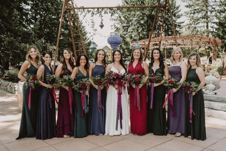Camo Wedding Decorations Mossy Oak Camo Wedding Reception