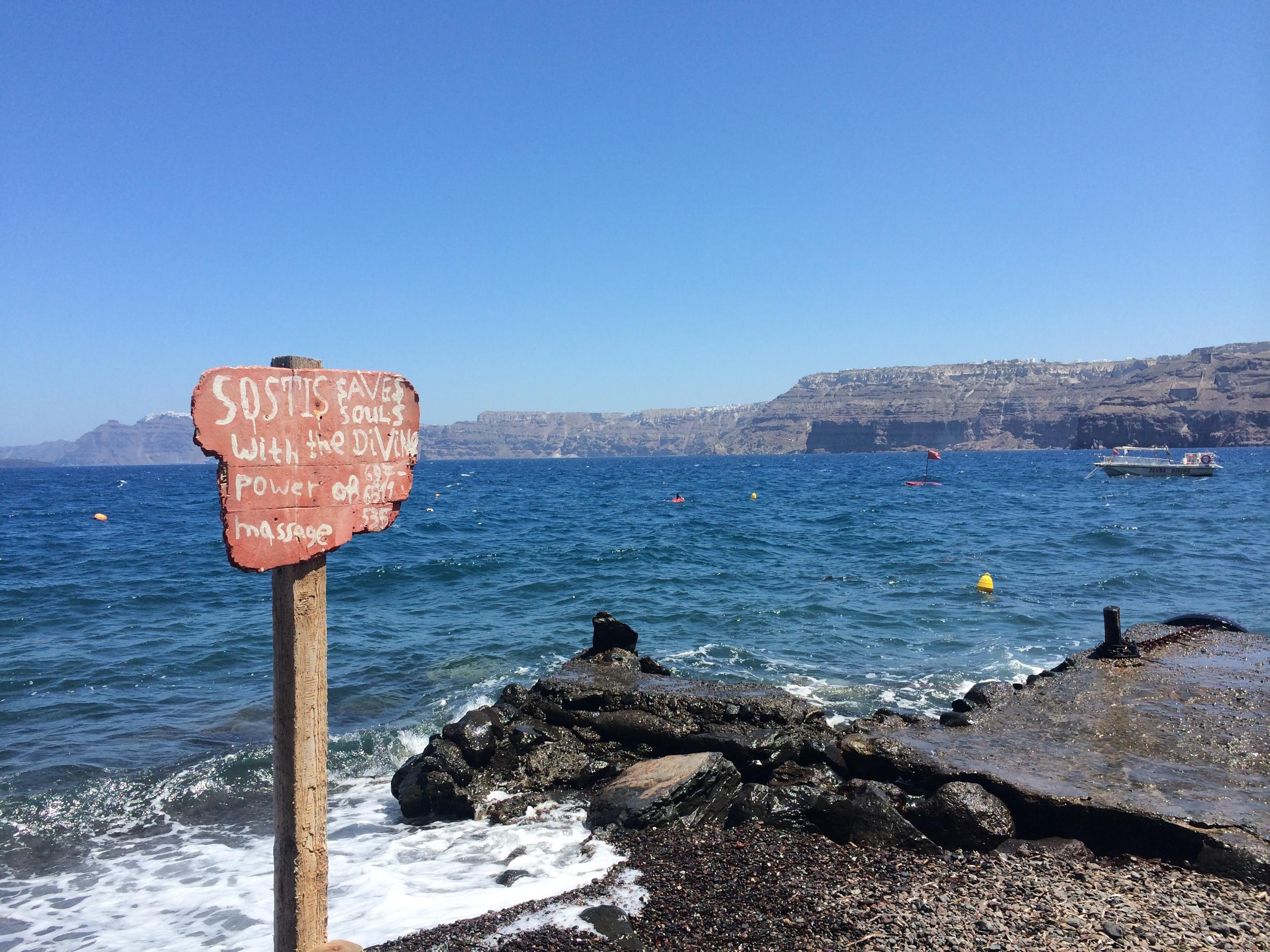 Caldera Beach