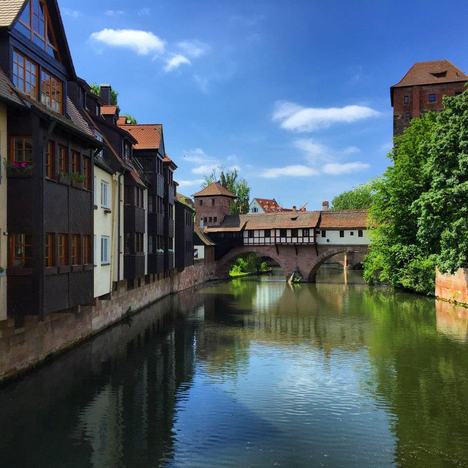 First Impressions of Living in Germany