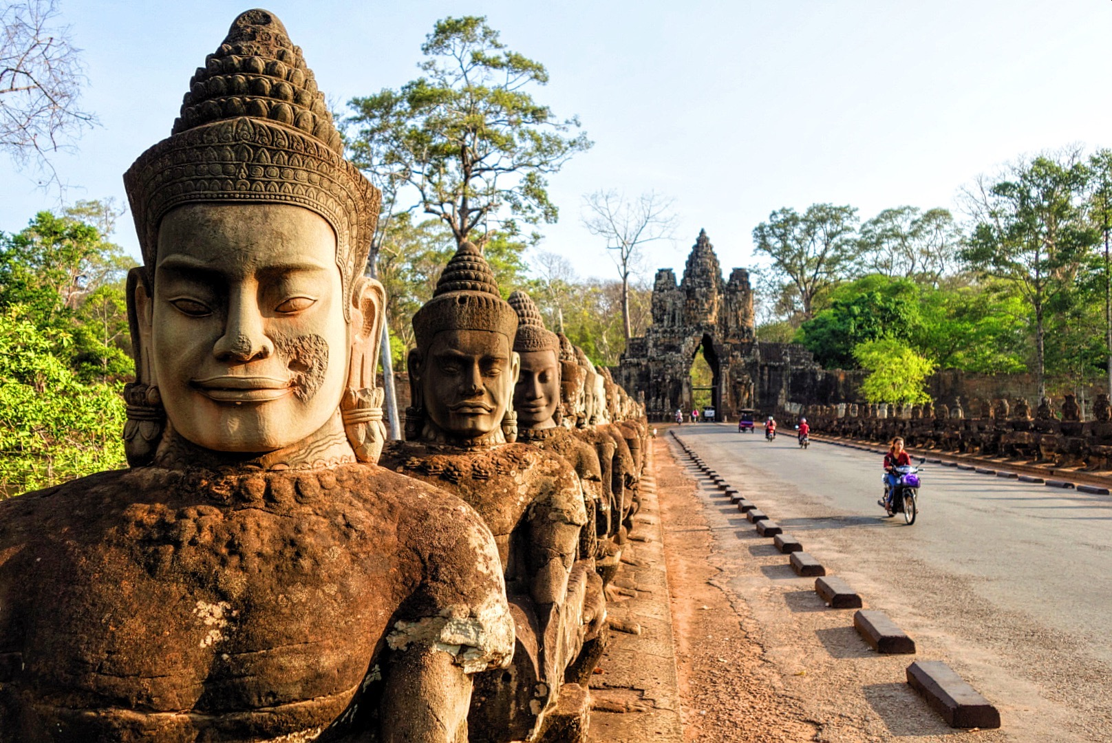 From Sunrise to Sunset - Angkor Wat Planning
