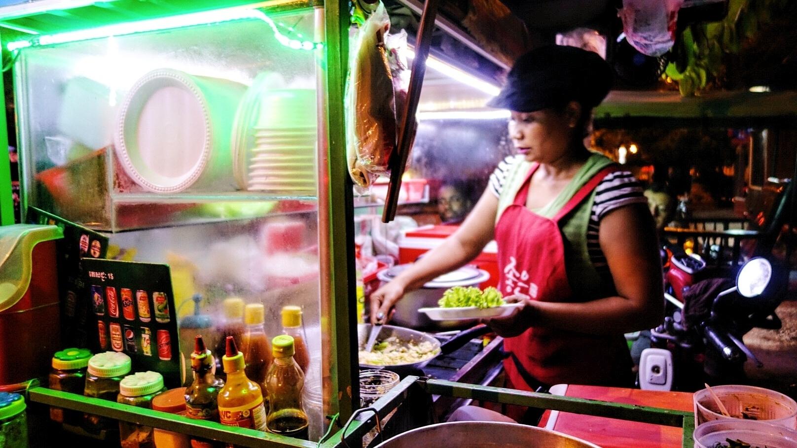 Pub Street - Street Food Carts